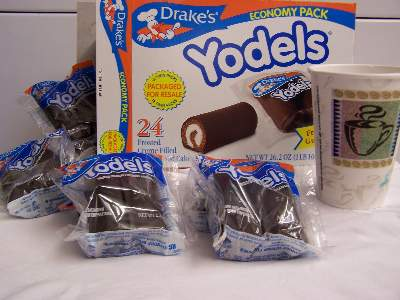 yodels have them with a cup of coffee